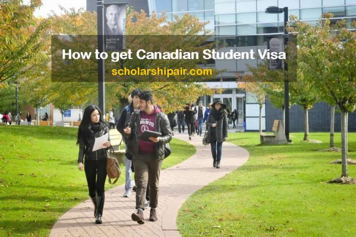 How to get Canadian Student Visa