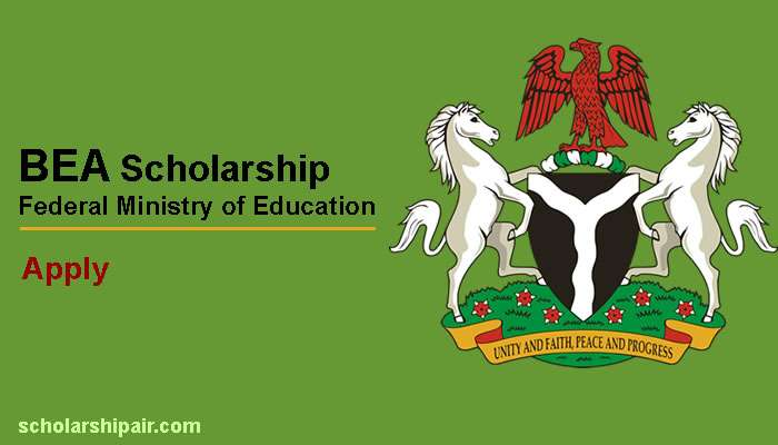 BEA Scholarship - Bilateral Education Agreement Scholarship