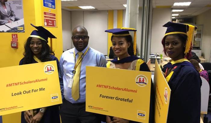 MTN Foundation Scholarships for Nigerian students 2020